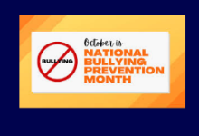 Bullying Prevention Month 2020