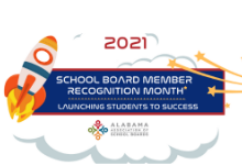 School Board Member Appreciation Month 2021