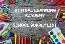 Virtual /Remote Learning Supply List