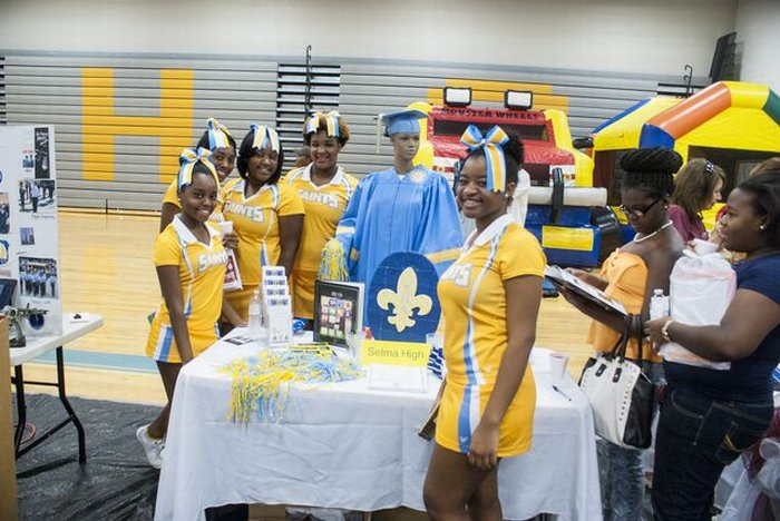 Scenes From our Back to School Bash 2016