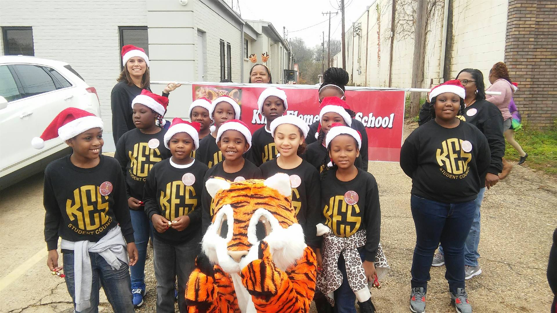 Selma Christmas Parade