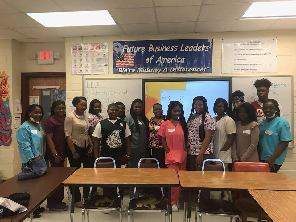 Future Business Leaders of America 2018-2019