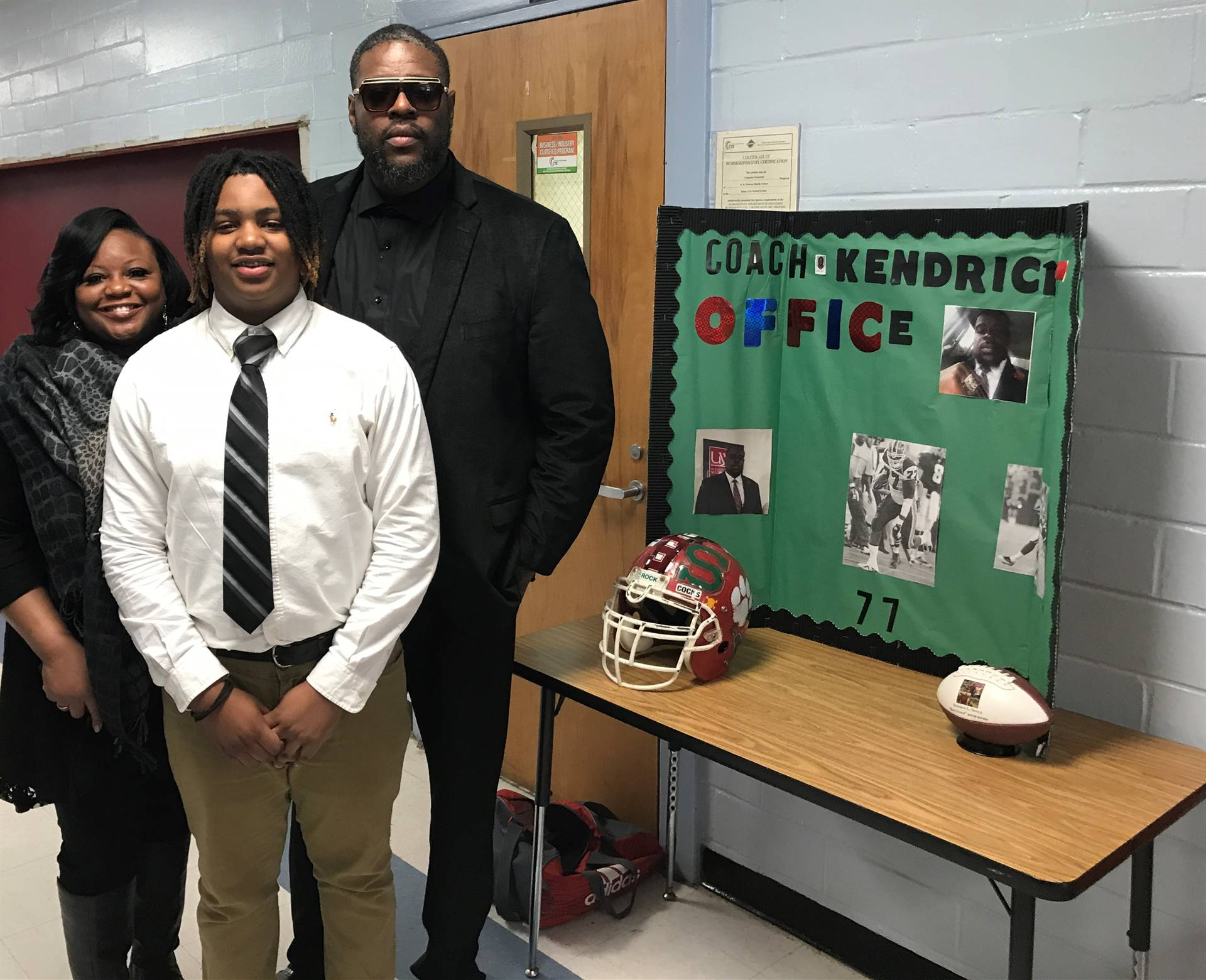 R. B. Hudson STEAM Academy Black History Month Wax Museum